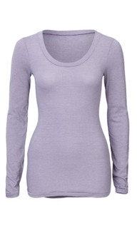 Scoop Neck With Neck Bands by MESOP