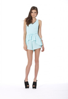 Carson Playsuit by LOLITTA