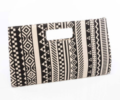 Women's Clutch|Aztec Oversized Clutch|FAB