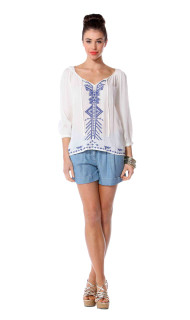 Women's Tops Online | Forget Me Not Blouse | FATE