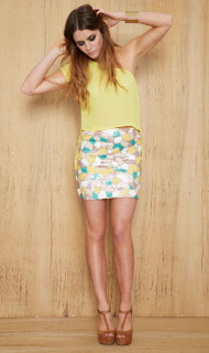 Women's Skirts | Discotheque Skirt | Lolitta