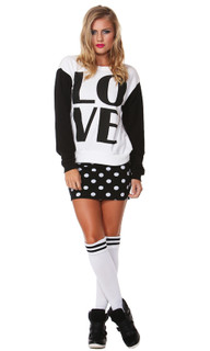Women's Knits | Stacked Love Sweater | SASS