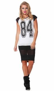 Women's Skirts Australia | Happy We Mesh Skirt | SASS