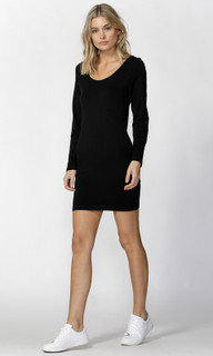 Ladies Dresses Online | Kathryn Scoop Dress | Betty Basics