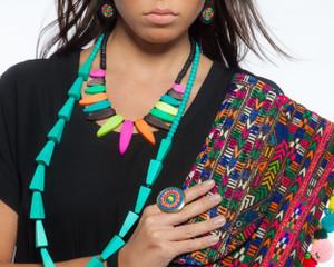 Women's Jewellery | FR2306 - BEADED FEATURE RING | FAB.