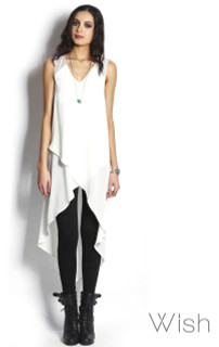 Women's Tops | Free Spirit Tunic | WISH