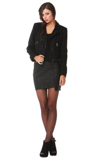 Online Jackets for Women | Eleanor Biker | FATE