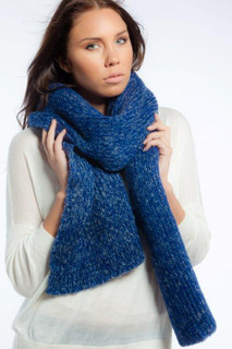 FA2285 - Chunky Freckled Knit Scarf by FAB