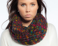 FA2286 - Cable Knit Scarf by FAB