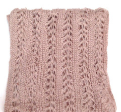FA1935 - Open Cable Knit Scarf by FAB