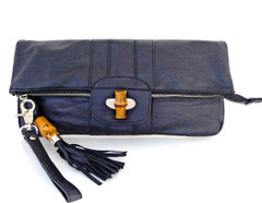 FA1912 - PVC Fold Over Clutch by FAB