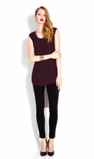 Women's Tops Online | Disposition Tunic | WISH