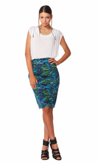 Women's Skirts | Forest In The Fall Skirt | FATE