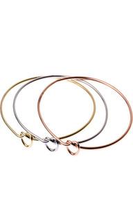 Women's Jewellery | FBM553 - Bracelet 3 Set Knot | MAJIQUE