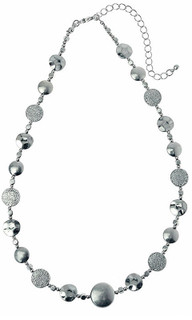 Women's Accessories | CNM483 - Necklace With Mixed Beads | MAJIQUE