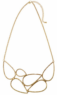 Women's Jewellery Australia | Necklace Shapes On Chain | MAJIQUE