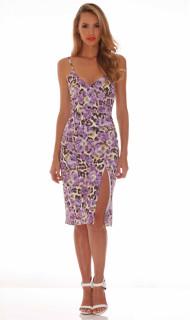 Ladies Dresses Online | Transient Midi | PASDUCHAS