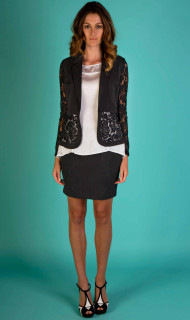Jackets for Women | Santorini Jacket | PINK RUBY