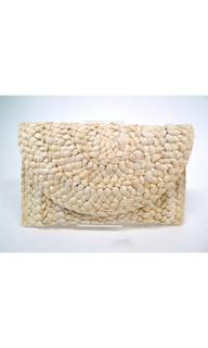Women's Bags | FA2351NA - Straw Weave Clutch | FAB