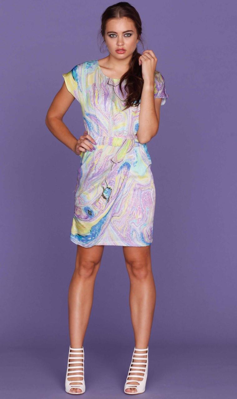 Sunrise Dress by HONEY & BEAU | Ladies Dresses in Australia ...