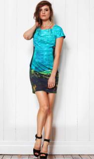 Ladies Dresses | Ocean Path Dress | FATE