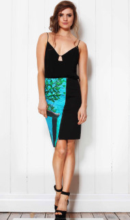 Ladies Skirts | Ocean Path Skirt | FATE