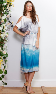 Ladies Dresses in Australia | Underwater Falls Dress | FATE