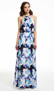 Ladies Dresses | Circus In The Sky Maxi | COOPER ST