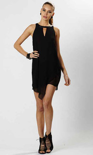 Ladies Dresses   Aleza Dress   HONEY & BEAU