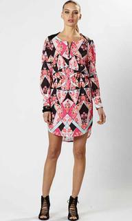 Ladies Dresses   Hayley Dress   HONEY & BEAU