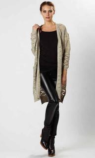 Women's Tops Online   Long Cardigan   HONEY & BEAU