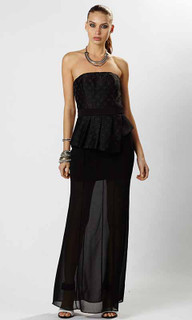 Ladies Dresses   Demi Maxi Dress   HONEY & BEAU