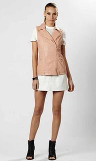 Jackets For Women   Alanis Vest   HONEY & BEAU