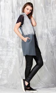 Jackets for Women Australia | Silvia Fur Vest | FATE