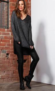 Women's Knitwear Online | Harley Knit Tunic | FATE