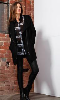 Jackets for Women | Zoe Coat | FATE