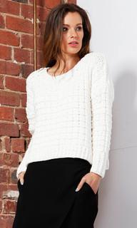 Women's Knitwear | Halle Knit | FATE