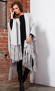 Jackets for Women | Heather Wrap | FATE