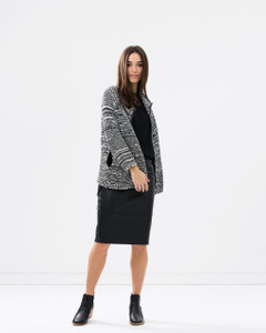 Women's Knitwear | Slouch Must Cardigan | KITCHY KU