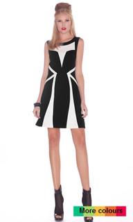 Ladies Dresses Online | Mojito Skater Dress | HONEY & BEAU
