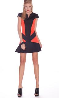 Ladies Dresses   Alice A-Line Dress   HONEY & BEAU