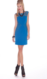 Ladies Dresses Online   Flirtini Floaty Dress   HONEY & BEAU