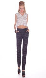 Women's Pants | Manhattan Pant | HONEY & BEAU