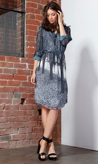 Ladies Dresses | Wanderer Shirt Dress | FATE