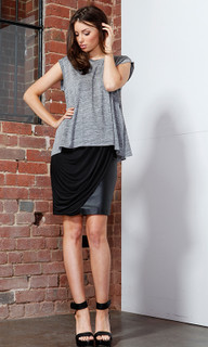 Women's Skirts | Liquid Splice Skirt | FATE