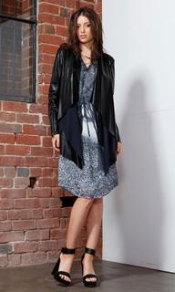 Jackets for Women | Liquid Longline Jacket | FATE