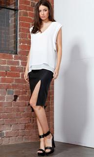 Women's Skirts | Ripple Skirt | FATE