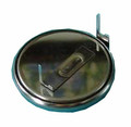 FDK Sanyo CR2430-P1-2 Battery - 3V Lithium Coin Cell 2 Pins