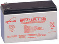 "Genesis Yuasa NP7-12 SLA Battery - 12V, 7.0Ah, .187"" Terminals"