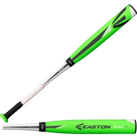 "It's the Mako only meaner.Putting a new twist on a top-selling bat, the 2015 Easton® Mako Torq™ Youth Bat features a revolutionary 360 Torq™ rotating handle to help your athlete attack with superior speed and precision. CXN™ ZERO Technology, maximizes energy transfer to eliminate sting and optimize feel. The Mako Torq™ Youth Bat also features Thermo Composite Technology (TCT™) to produce a massive sweet spot.   FEATURES:  -10 length to weight ratio 2-1/4"" barrel diameter Two-piece 100% composite construction Mako Torq: ""Shorter to the swing zone and longer through the swing zone"" Revolutionary 360 Torq™ handle rotates upon swinging to generate maximum power and speed, getting the barrel to zone faster Thermo Composite Technology (TCT™) produces a massive sweet spot and superior bat speed CXN™ ZERO Two-Piece Technology maximizes energy transfer and performance to eliminate vibration Speed Design with a lightweight, streamlined barrel for low M.O.I. and ultra-fast swing speeds Part of the Easton® 2015 Power Brigade™ Series Ultra-thin 29/32"" TCT™ composite rotating handle Torq™ gauze grip for a firm, tacky hold USSSA BPF 1.15 certified Approved for play in Little League, Babe Ruth, Dixie Youth, Pony and AABC Manufacturer's limited warranty: 1 year Vendor number: A112 781 Model: YB15MKT"